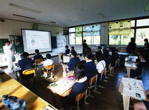 鹿児島県 奄美大島のリュウキュウマツを守る(2)